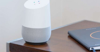 Google, Home hub,, Voice assistant