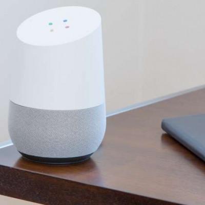 Google, Home hub,, Voice assistant