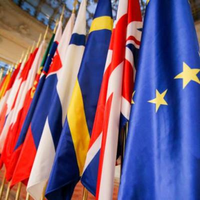 Flags EU Member States