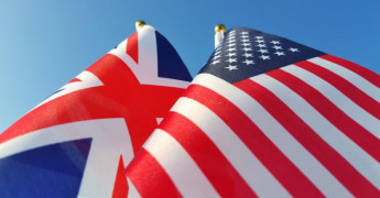 Flag UK & US