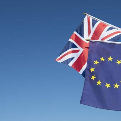 Flag, UK, EU