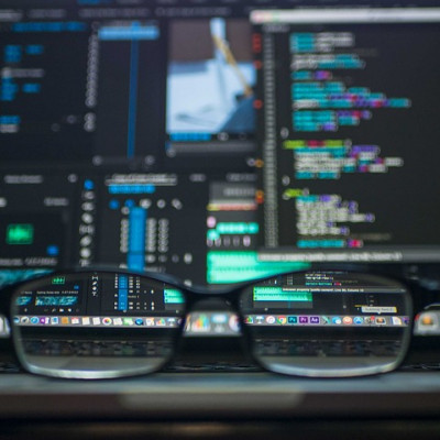 Computer, Tech, Glasses