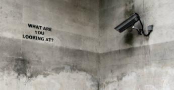 CCTV, Banksy, Surveillance