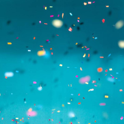 Celebration, Confetti