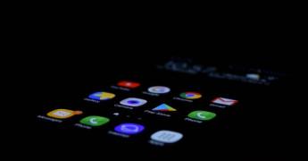 Smartphone, Apps, Google Chrome