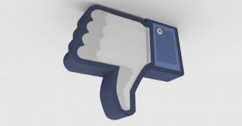 Facebook, Like button