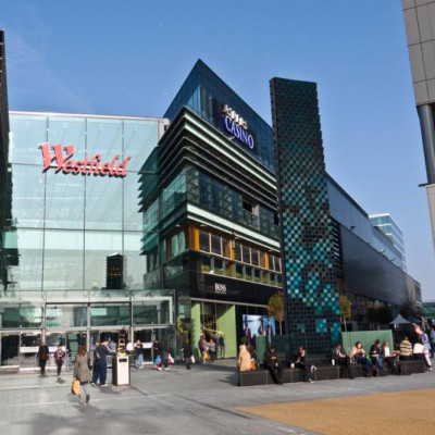 London Stratford Centre retail complex