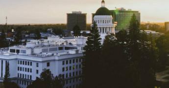 California state capitol, CCPA