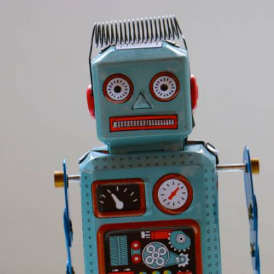 Robot, AI, Algorythm