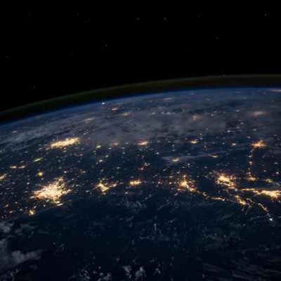 Earth, Globe, Data Transfers