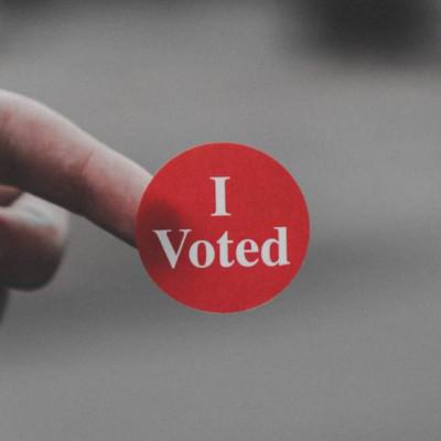 I Voted, Politics, Facebook