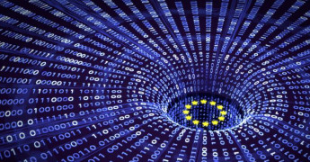 EU, Binary Data, Breach, Hole, Gravity, eprivacy