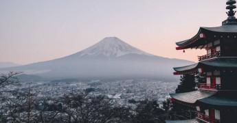 Japan, Mount Fuji