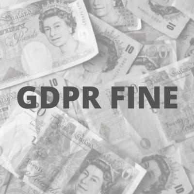 GDPR Fine