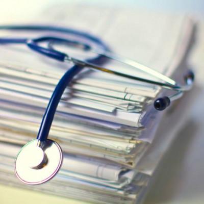 Medical records, NHS