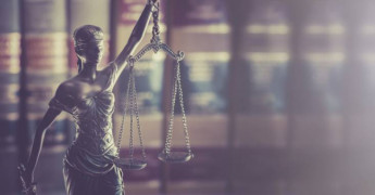 Legal scales, law