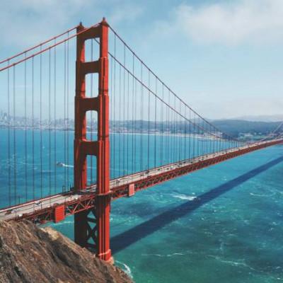 California Golden Gate Bridge, CCPA