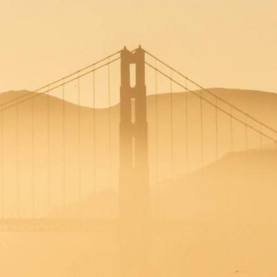Califonia Golden Gate bridge