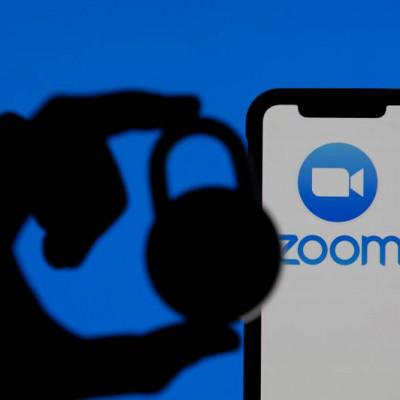 Zoom, padlock