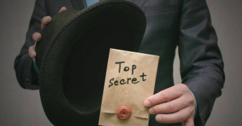 Top secret, dossier, file, spy