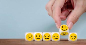 Smile emoticon/emoji happy face