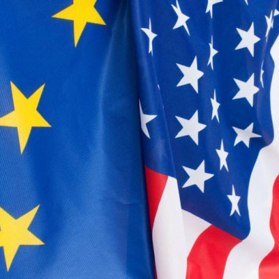 Flag EU & US