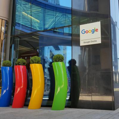 Google, Ireland