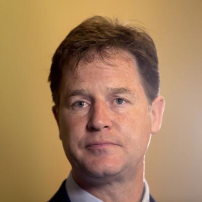 Nick Clegg, Facebook