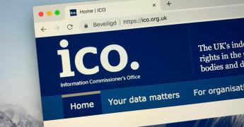 ICO webpage image