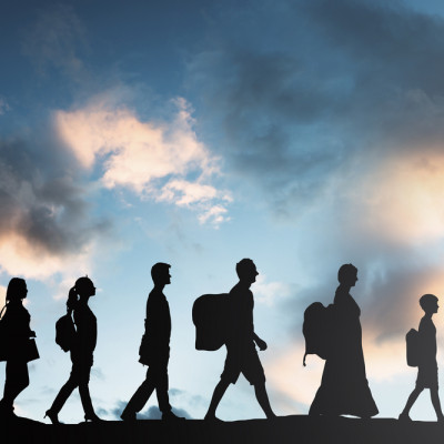 Immigration, migrants, refugees, asylum