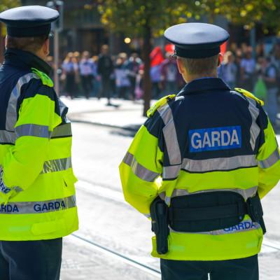 Gardia, Irish Police