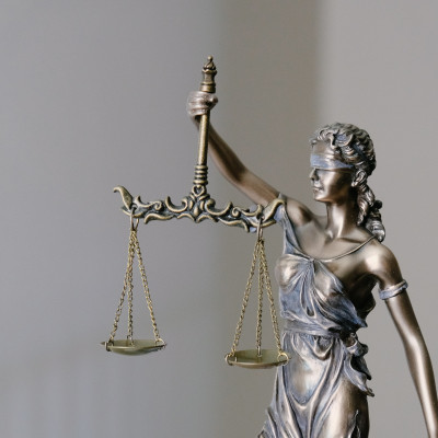 Law, legal scales