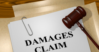 Court damage claims, law, data breach