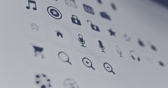 Icons, design