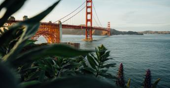 California, Golden Gate bridge