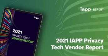 IAPP Vendor report 2021