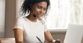 Homeworker, call centre