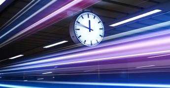 Data Transfer, time lapse, notification