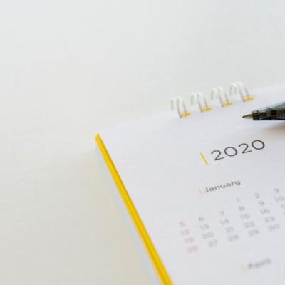 2020 Calendar, annual report