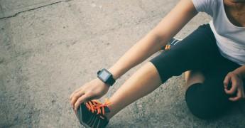 Fitness app Health tracker