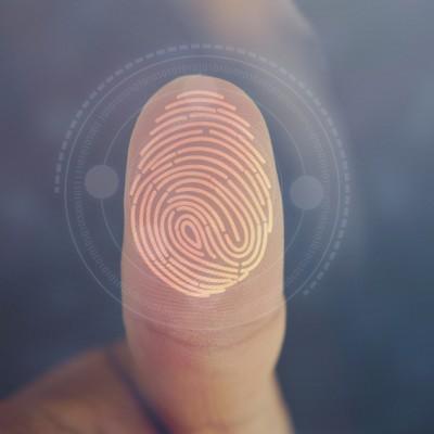 Fingerprint, digital identity, biometric