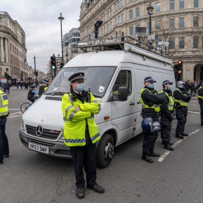 Police Live facial recognition
