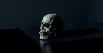 Dead, skull, death
