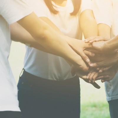 Charity, teamwork, accountability