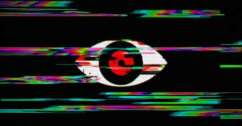 cyber surveillance, digital eye