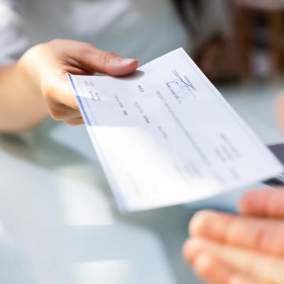 Mass Data Breach Compensation Claim, cheque, mass legal action, class act
