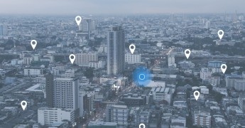 Location data in London
