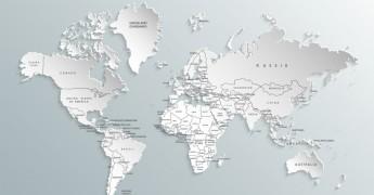 World Map, gloge, data transfer
