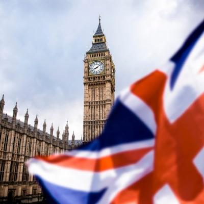 Wesminster, Government, UK flag,