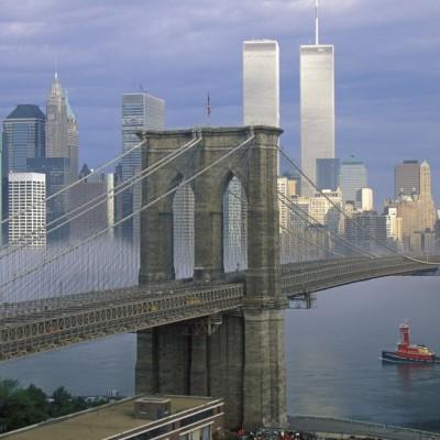 Twin Towers, New York